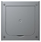 GIRA | 011800 Лючок в пол /алюминий/ на 1 розетку Gira