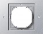 GIRA | 021165 Рамка 1-месная аллюминий TX-44 Gira
