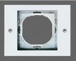 GIRA | 021266 Рамка 2-месная белый TX-44 Gira
