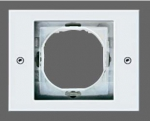 GIRA | 021166 Рамка 1-месная белый TX-44 Gira