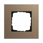 GIRA   0211221  Рамка 1-местная MPx светло-коричневый Esprit Gira