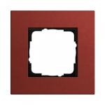 GIRA   0211229  Рамка 1-местная MPx красный Esprit Gira
