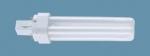 OSRAM | G24d-1 10W/827 тепл белый 2700K  DULUX D 008110 лампа люминесцентная Osram 010595 L=110