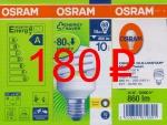 OSRAM   E27 15W/827 860lm  10000h DULUX MICRO Twist лампа Osram 4008321619891