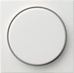 GIRA | 065003 Накладка диммера белый глянец. Gira
