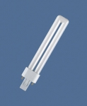 OSRAM | G23 11W/840 хол. белый 4000K лампа люминесцентная Osram