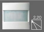 GIRA | 067126 Накладка датчика движ для бол высоты 2.20, аллюминий System55 Gira