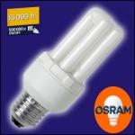 OSRAM | E27  7W/827 DULUX INT LL комп люм лампа Osram