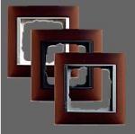 GIRA | 021113 Рамка 1-местная коричневый антрацит Event Gira