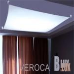 BLux VEROCA   Veroca 1  ткань белая  B.Lux 170X170