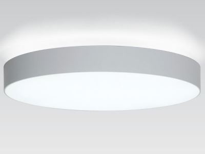 XAL | 078-37807 Vela round ceiling white Светильник XAL H14.9 D95
