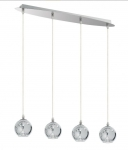 Ideal Lux | Discovery SP4 SMALL chrome Подвес Ideal Lux 074924