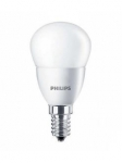 E14 P 6.5W(=75W)/840 матовая лампа LED 620lm  240* 15000h ESS LEDLustre PHILIPS 871869681701800