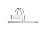 Ideal Lux | Bow AP114 nickel подсветка для картин LED 8W Ideal Lux